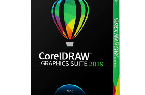 「CorelDRAW Graphics Suite 2019」が発売、Mac版も登場