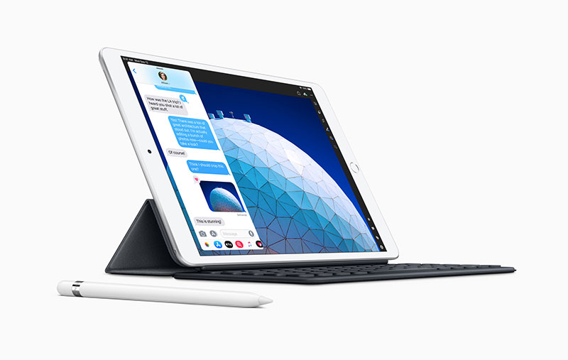 アップル、新しい「iPad Air」と「iPad mini」を発売